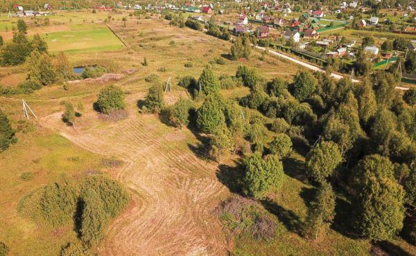 Участок 16 соток под ИЖС в деревне Высоково Шаховского района